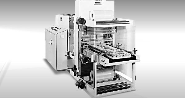 MICROLINE: Fardellatrice termoretraibile con alimentazione in linea | Automatic shrink bundler with inline feed | Fardeleuse automatique | Enfardadora automática termorretráctil