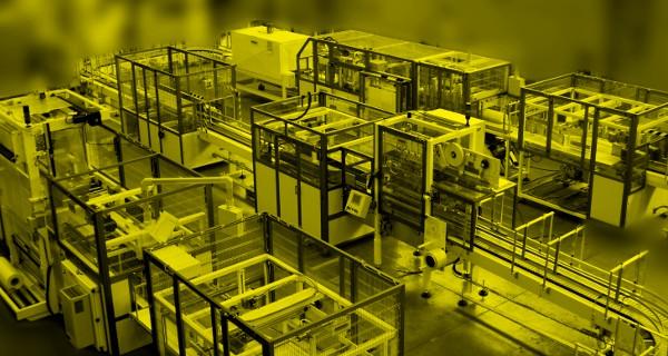 MICROLINE: Linee - Impianti per la gestione completa del fine linea | Lines – Equipment for complete end-of-line management | Líneas - Sistemas para la gestión completa del fin de línea
