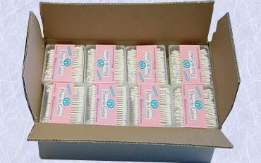 MICROLINE: Cotton fioc in Cartone | Cotton Buds in boxe
