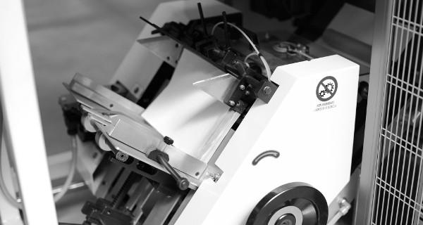MICROLINE: Confezionatrice automatica con film termoretraibile per rotoli in carta | Conditionneuse automatique sous film thermo-rétractable pour rouleaux de papier