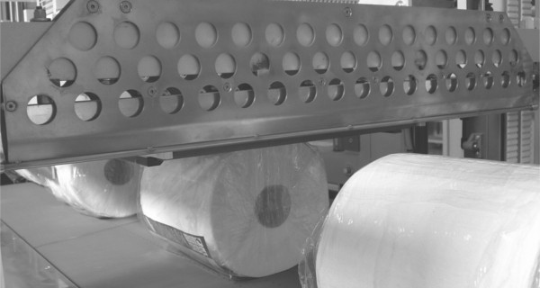 MICROLINE: Confezionatrice automatica AL 80 | AL 80 automatic shrink wrapper | Conditionneuse automatique AL 80 | Automatische Verpackungsmaschine AL 80