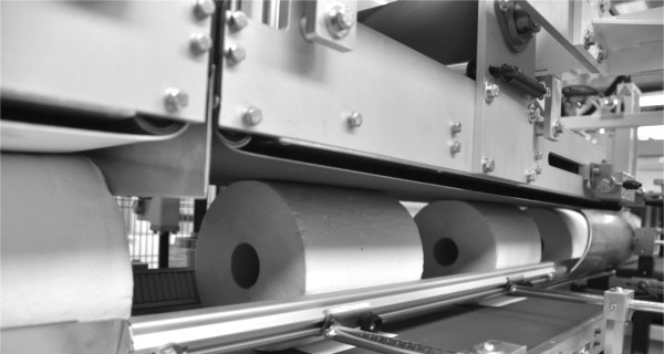 MICROLINE: Confezionatrice automatica per rotolo singolo | Automatische Schrumpffolien-Verpackungsmaschine