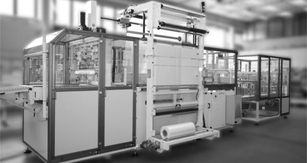 MICROLINE: Insaccatrice Automatica | Automatic Bundlers | Ensacheuse Automatique | Mehrfachverpackungsmachine | Embolsadora Automática
