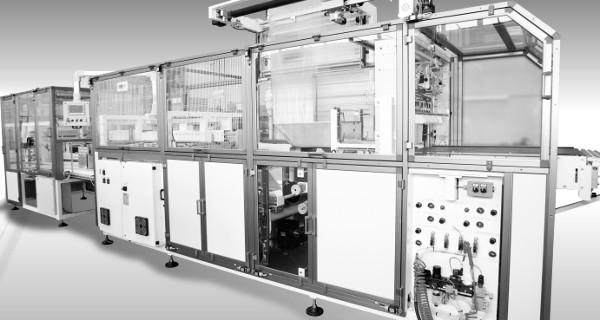 MICROLINE: Insaccatore Automatico per rotoli AFH | Automatic Bundler for AFH rolls | Ensacheuse Automatique pour rouleaux AFH