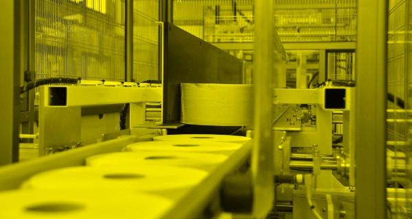 MICROLINE: Impilatore per rotoli | Stacker for paper rolls | Empileur pour rouleaux de papier | Stapeleinheit für toilettenpapierrollen | Apilador por rollos de papel higiénico