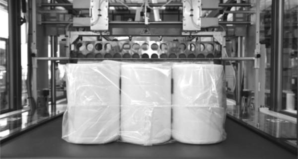 MICROLINE: Insaccatore Automatico per rotoli AFH | | Mehrfachverpackungsmachine für Rollenprodukte AFH | Embolsadora Automática para rollos AFH