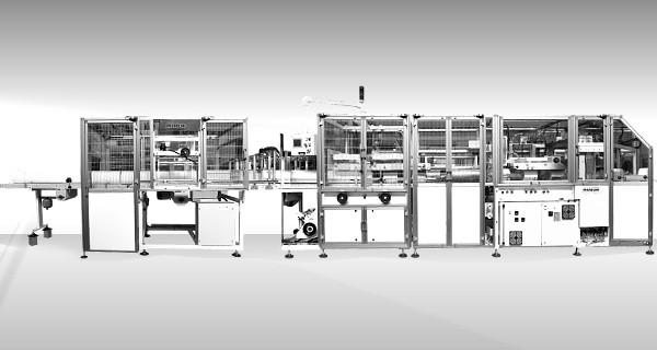 MICROLINE: Confezionatrice automatica AL 80 | Empaquetadora automática AL 80
