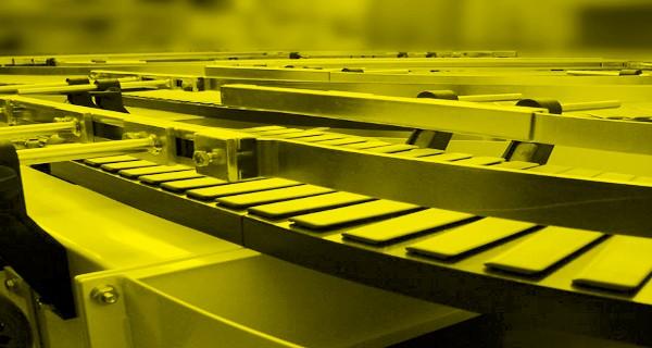 MICROLINE: Trasporti per settore tissue | Conveyors for Tissue Industry | Convoyeurs pour secteur tissue | Motorisierte Fördersysteme | Transporte para sector tissue